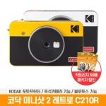 코닥 포토프린터 즉석카메라 미니샷2 C210R+60매 번들