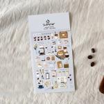 JR 스티커 1084-I like coffee