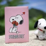 [Peanuts Bag&Acc]스누피 여권지갑