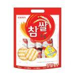 크라운 참쌀설병 과자 (대) 270g