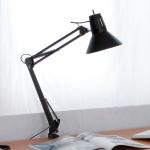 클램프 책상스탠드 (블랙)