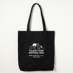 에코백 MOUNT CANVAS BAG -YS2094BM /BLACK