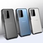 슬림핏 컬러 tpu 범퍼 투명 케이스 아이폰11 pro max