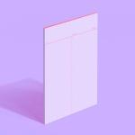 모트모트 노트페이퍼 단어장 - 페어리퍼플