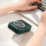 레트로감성 USB 휴대용 미니 선풍기 핸디선풍기