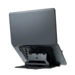 실속형 노트북 거치대 / 접이식 회전식 LCDJ104