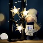 레보 크리스마스 장식 인테리어 LED조명 20구 무드등