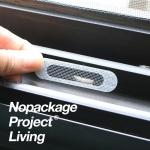NPL 창문 물구멍 방충망 스티커 5p 벌레 차단 보수