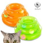 [딩동펫]고양이 장난감 캣타워트랙
