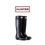 [Hunter] Original Wellington Boots (Black,Navy)