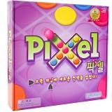 [멘사게임] 픽셀(Pixel)  2008년 멘사추천게임 /보드게임/씽크펀/바둑
