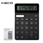 [KAKO] 카코 레모 데스크톱 전자계산기 - 블랙