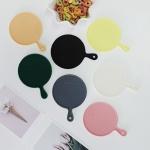 트리니 원형 실리콘 코스터 컵받침 7colors