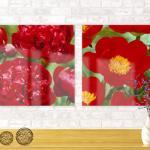ce889-아크릴액자_복을부르는붉은모란(중형)