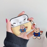 에어팟프로케이스 곰돌이 키링 3세대_471 옐로우 PRO