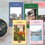 (한달)one month photo diary - 컬러 유럽6set (만년)