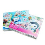 옥토넛 스케치북 남녀혼합 20권묶음 18매입 도화지 미술용품