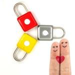 와이즈탭 스마트 지문인식 자물쇠 MINI