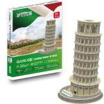 31피스 우드락 입체퍼즐 - 피사의 사탑