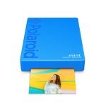 폴라로이드 Mint Printer 스마트폰 포토프린터 - 블루