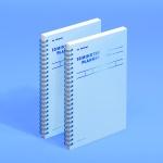[모트모트] 텐미닛 플래너 100DAYS - 세레니티 (2EA)