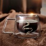 [로하티]썸데이 이중 유리 커피컵(200ml)