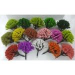 칼라 모형나무(8cm)-18종