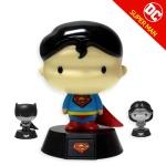 3D DC 코믹스 슈퍼맨 무드등 장식장 피규어 라이트