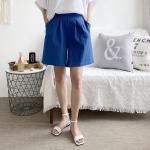 Gloria Linen Cotton Shorts