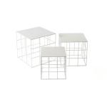 [전시상품]Reton Coffee Table White 3size