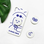 Blue Summer 카드 슬림 케이스 & 스마트톡