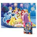 108피스 직소퍼즐 - 디즈니 프린세스 불꽃축제