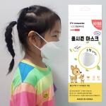 프로메이드KF80 365어린이마스크 30매/ 국산/무료배송