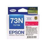 엡손(EPSON) 잉크 C13T105370 / NO.73N / 진홍 / Stylus C90/C110/CX3900/CX3905/CX4900/CX4905,CX5500,CX5505 , Stylus Office T30,TX300F