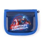 캡틴아메리카 목걸이 지갑