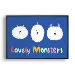 Lovely monsters