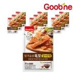 [굽네] 닭가슴살 갈비천왕 육포 30g 10팩