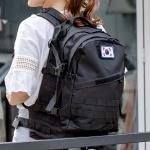 [패치증정]남여공용 베이직백팩 등산가방/여행가방
