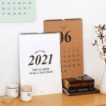 2021 워너디스 클래식 월 캘린더_A3