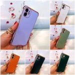 아이폰11 PRO MAX 슬림 골드라인 컬러 젤리 폰케이스