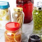 홈메이드 다용도 유리 담금주병/인삼주병/과실주병