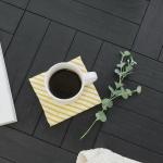 조립식마루 타일 발판 셀프인테리어 바닥재 블랙