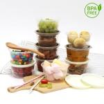 국내생산 밥보관용기 350ml*16개입 / BPA프리