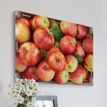 ie830-폼아크릴액자78CmX56Cm_재물의붉은사과