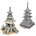 입체퍼즐 다보탑과 석가탑