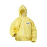 [유한킴벌리] 크린가드A40보호복 자켓대형 노란색 (8벌) 43114 [팩/1] 330967