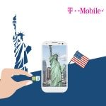 티모바일 미국 통화/데이터 무제한 유심카드