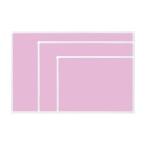 [두문] 더슬림자석보드 핑크 345x275mm