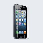 [iPhone5용] 아이크루리 강화유리 액정(전면)보호필름