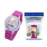 [디즈니] 겨울왕국 아동 플래시 손목시계 (FZN3650)